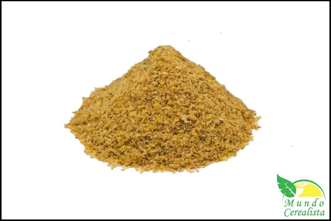 Farinha de Linhaça Dourada - Granel  - Mundo Cerealista