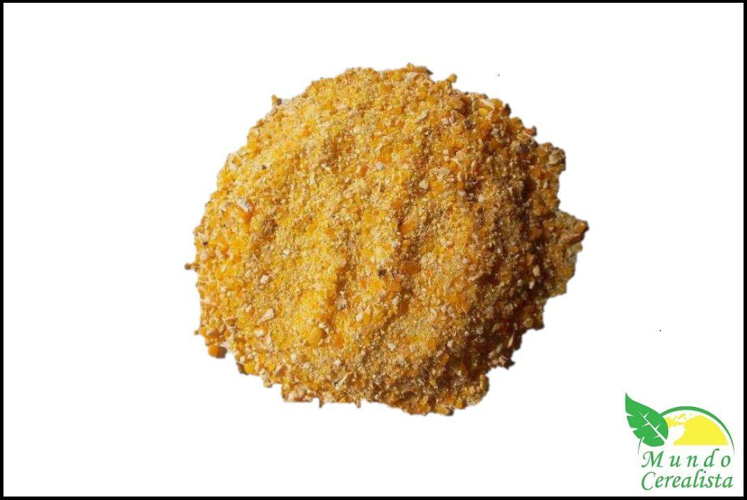 Farinha de Milho Amarela - Granel  - Mundo Cerealista