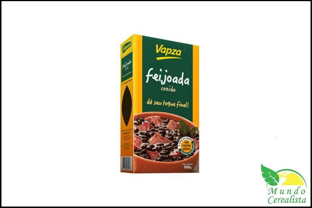 Feijoada 500Gr - Vapza  - Mundo Cerealista