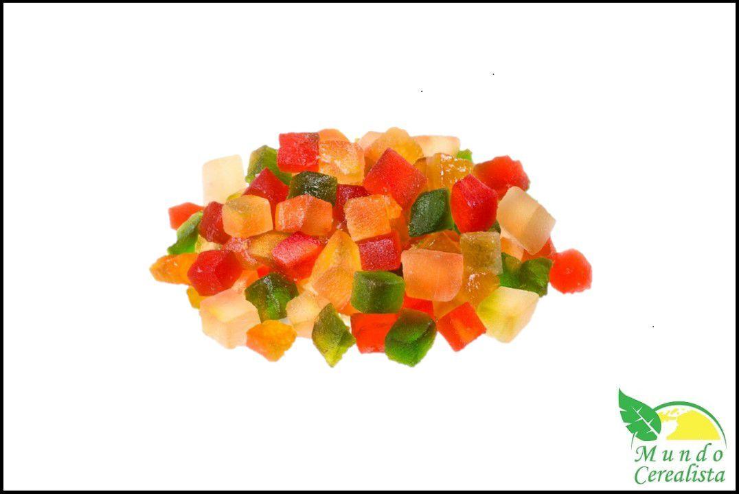 Frutas Cristalizadas - Granel  - Mundo Cerealista