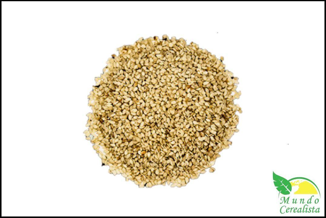 Gergelim com Casca - Granel  - Mundo Cerealista