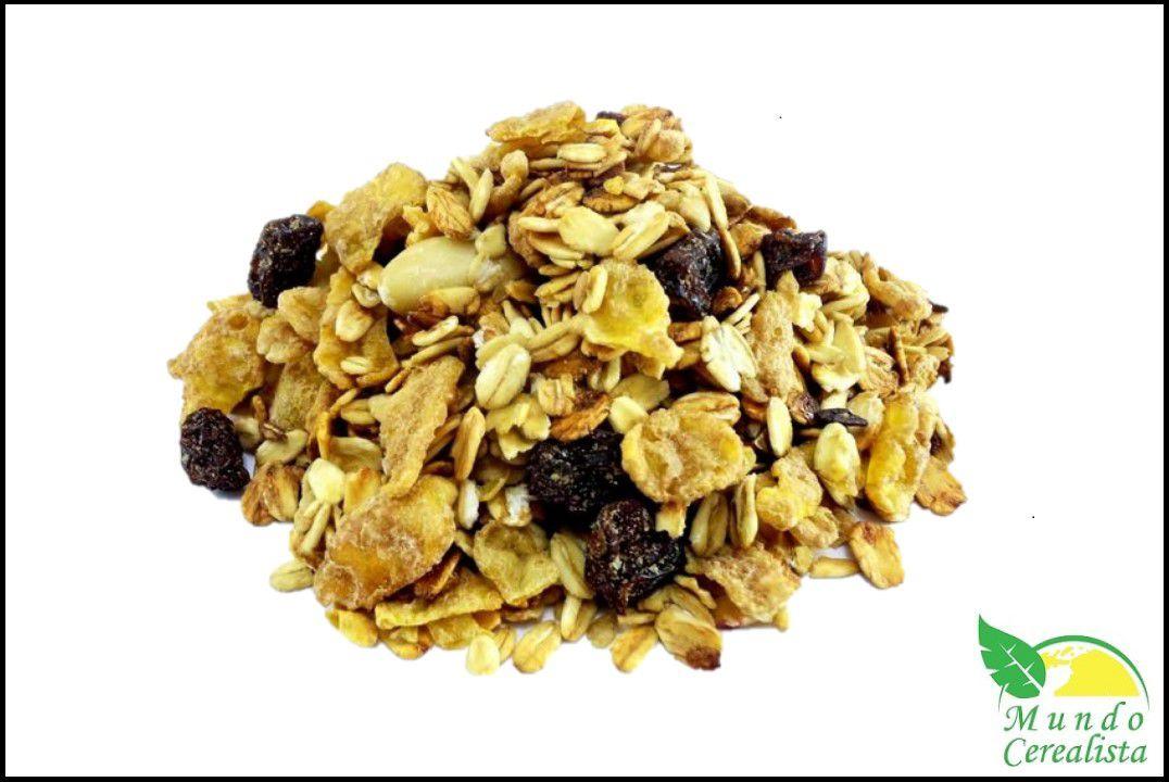 Granola Tradicional - Granel  - Mundo Cerealista
