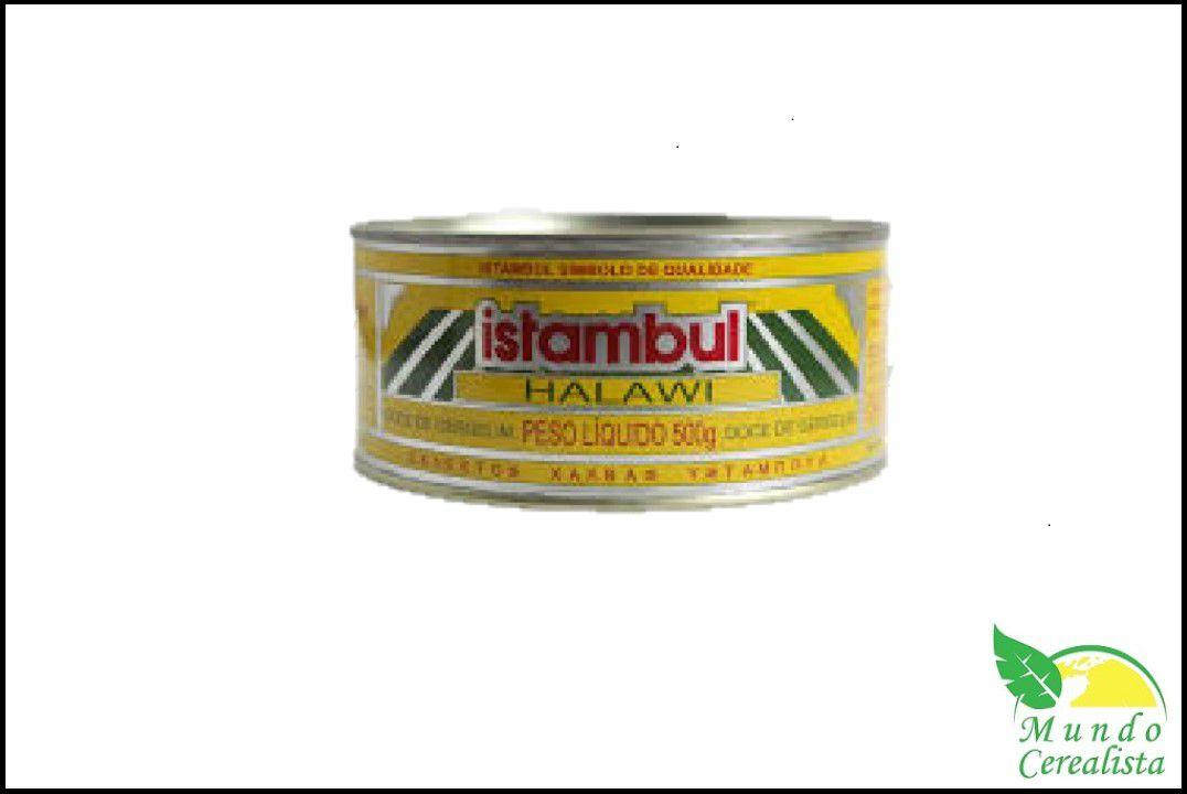 Halawi Istambul Tradicional - 500 Gr  - Mundo Cerealista