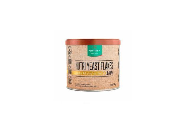 Levedura Nutricional - NutriYeast Flakes 100g - Nutrify  - Mundo Cerealista