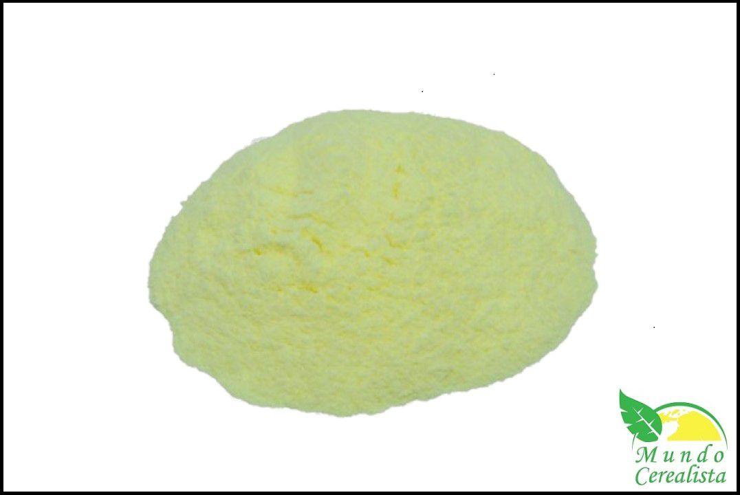 Limão em Pó - Granel  - Mundo Cerealista