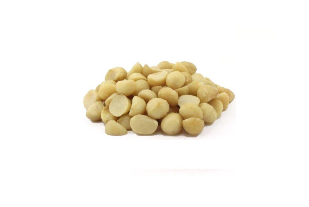 Macadâmia Torrada com Sal - Granel  - Mundo Cerealista