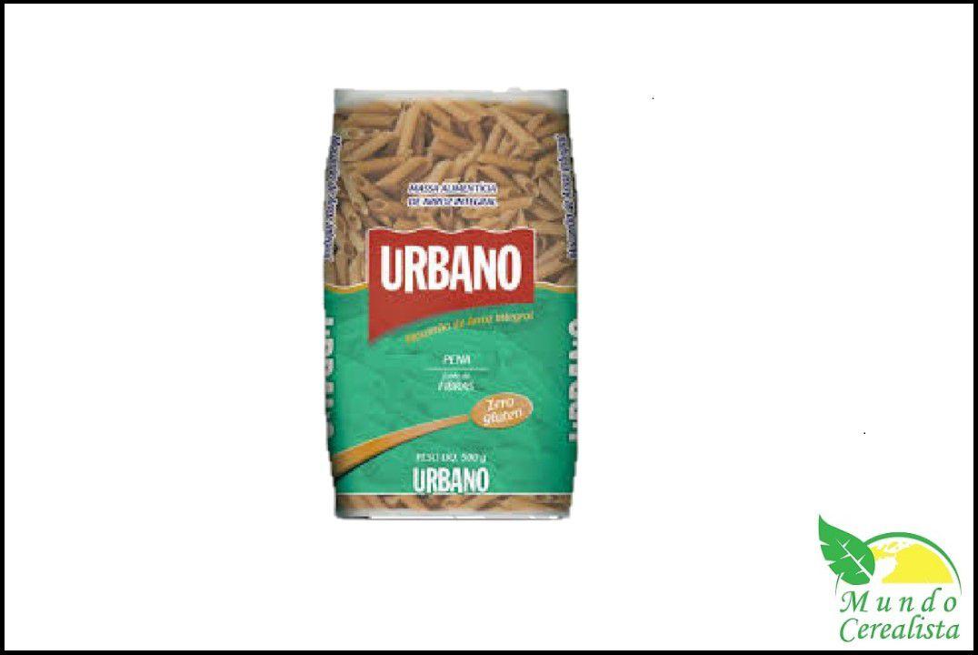 Macarrão de Arroz Integral Pena Urbano - 500 Gr  - Mundo Cerealista