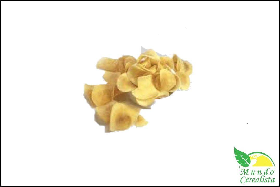 Mandioca Chips - Granel  - Mundo Cerealista