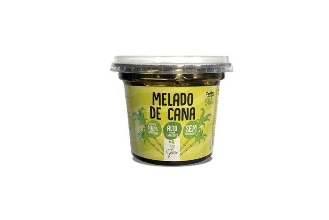Melado de Cana 500gr - Terra dos Grãos  - Mundo Cerealista