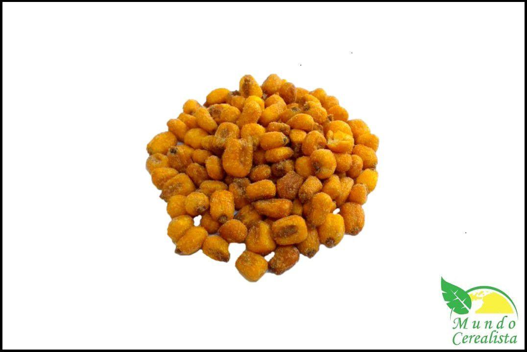 Milho Torrado Barbecue - Granel  - Mundo Cerealista