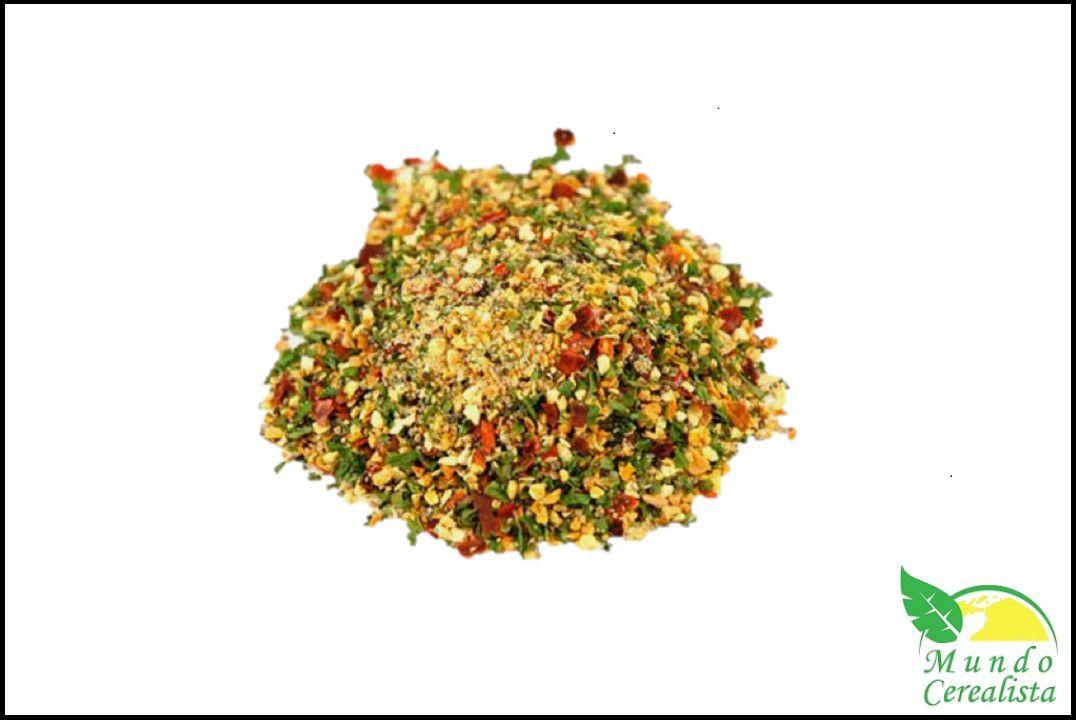 Mix de Temperos Chimichurri Sem Pimenta - Granel  - Mundo Cerealista
