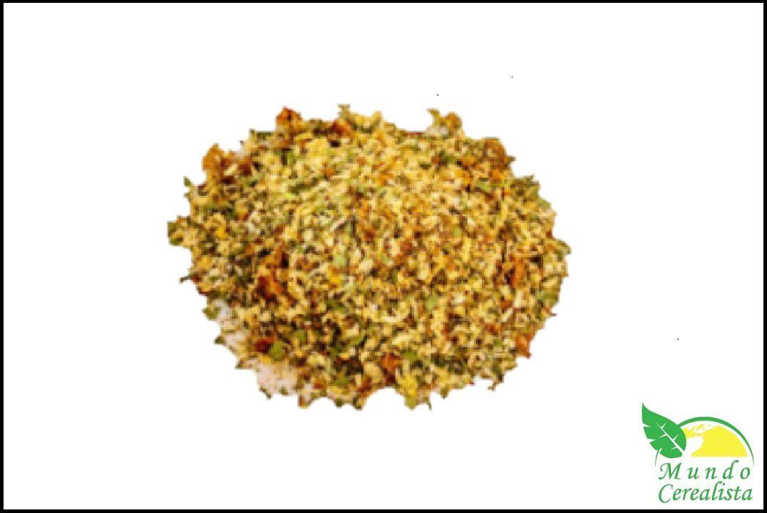 Mix de Temperos Para Peixe - Granel  - Mundo Cerealista
