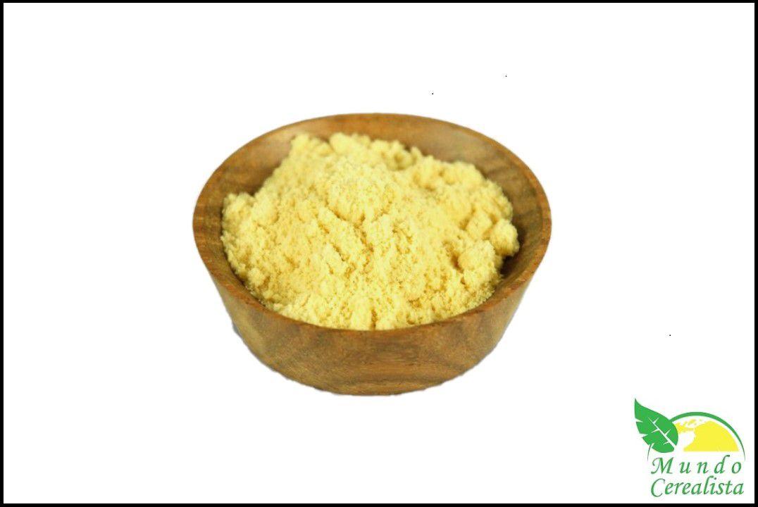 Mostarda Amarela em Pó - Granel  - Mundo Cerealista