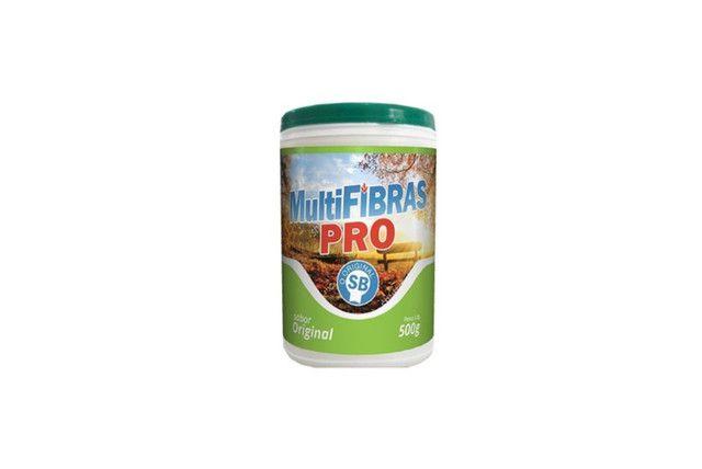 Multifibras Pro 500Gr - Apsinutri  - Mundo Cerealista