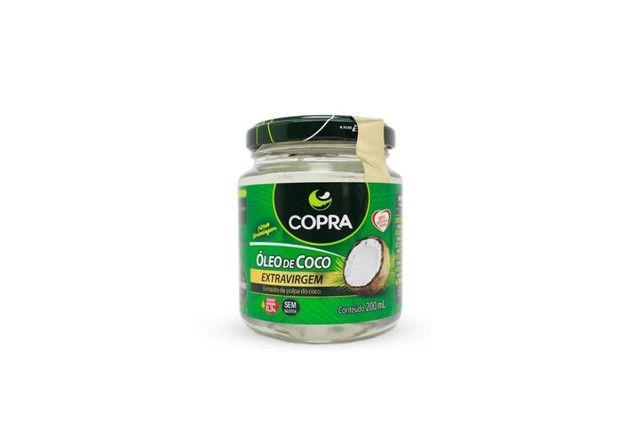 Óleo de Coco Copra Extra Virgem 200 ml  - Mundo Cerealista