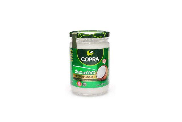 Óleo de Coco Copra Extra Virgem 500 ml  - Mundo Cerealista