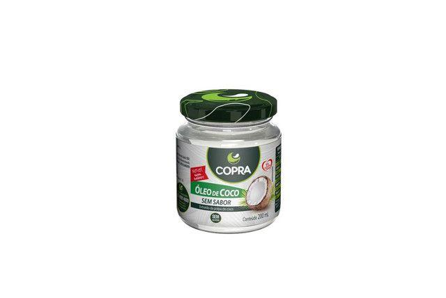 Óleo de Coco Copra Sem Sabor - 200 ml  - Mundo Cerealista