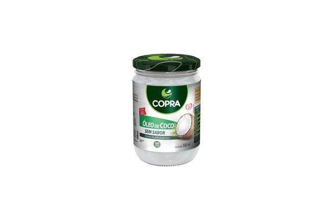 Óleo de Coco Copra Sem Sabor 500 ml  - Mundo Cerealista
