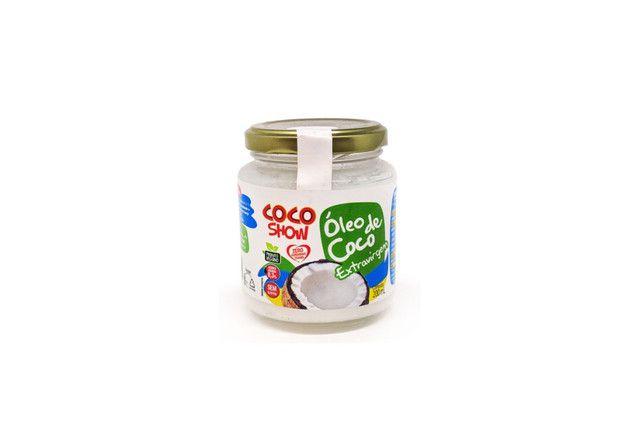 Óleo De Coco Extra Virgem Coco Show - 200Ml  - Mundo Cerealista