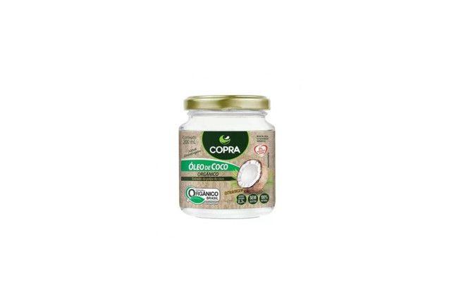 Oleo de Coco Extra Virgem Orgânico Copra 200Ml  - Mundo Cerealista