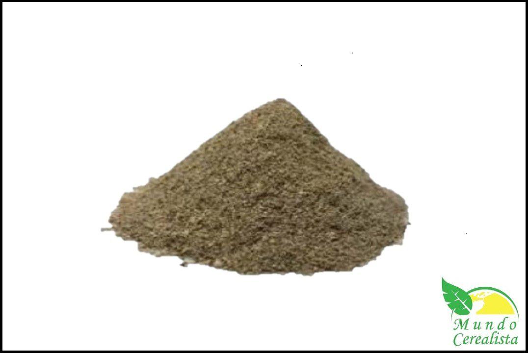 Pimenta do Reino Preta Moída (Premium) - Granel  - Mundo Cerealista