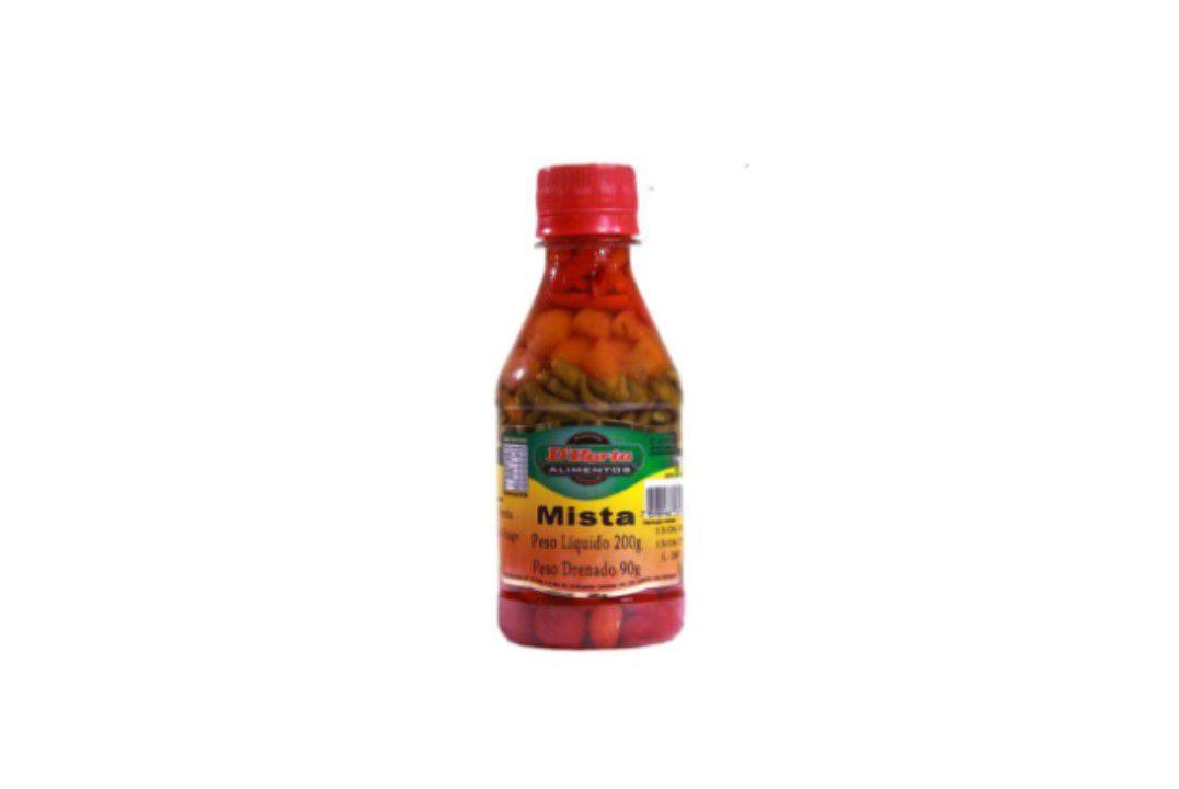 Pimenta Mista D´Horta 90G  - Mundo Cerealista