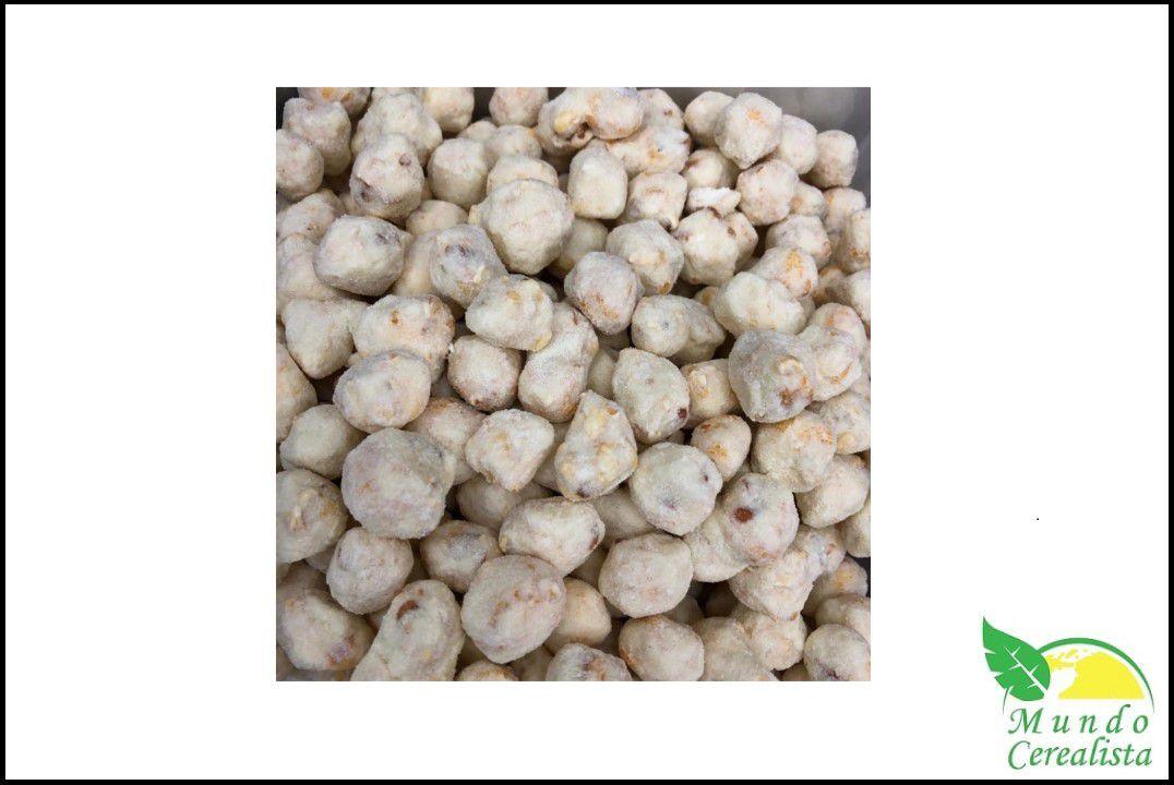 Pipoca Gourmet Leite Ninho - Granel  - Mundo Cerealista