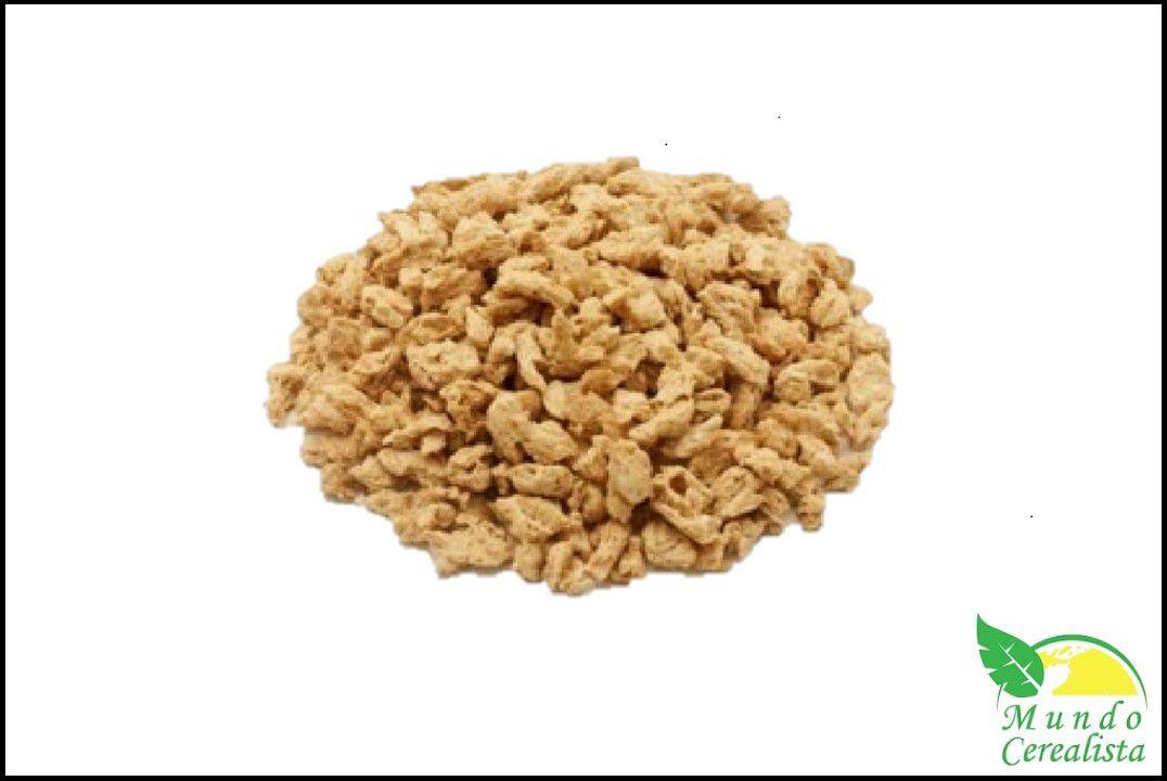 Proteína de Soja Texturizada Miúda Carne - Granel  - Mundo Cerealista