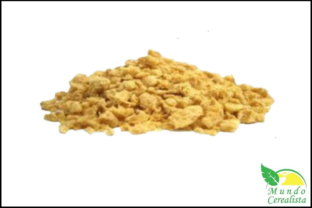 Proteína de Soja Natural - Granel  - Mundo Cerealista