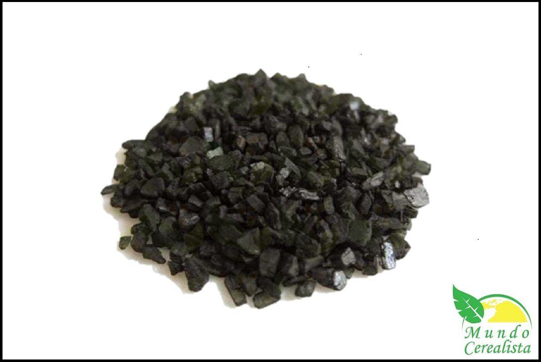 Sal Do Himalaia Negro Grosso - Granel  - Mundo Cerealista