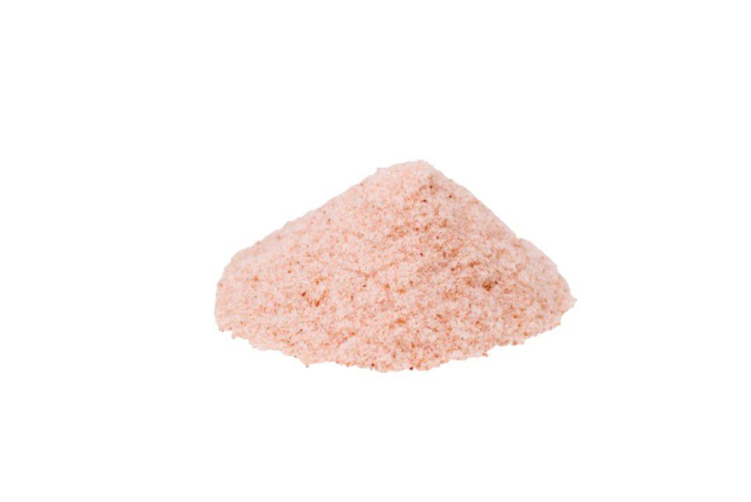 Sal Rosa do Himalaia Fino - Granel  - Mundo Cerealista