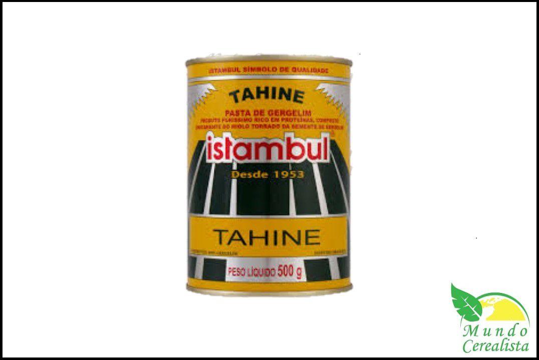 Tahine Istambul - 500 Gr  - Mundo Cerealista