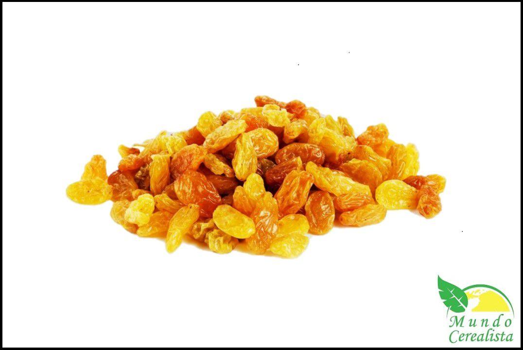 Uva Passa Branca - Granel  - Mundo Cerealista
