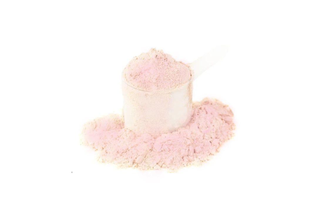 Whey Concentrado Morango Premium - Granel  - Mundo Cerealista