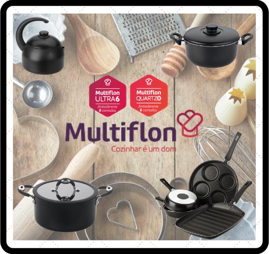 Clique para visualizar produtos da Multiflon