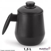 Bule Antiaderente C/Tampa 1,5 L - Multiflon