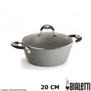 Caçarola 20 cm Indução Donatello Petravera - Bialetti