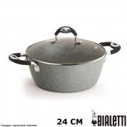Caçarola 24 cm Indução Donatello Petravera - Bialetti
