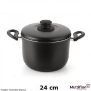 Caldeirão Teflon Gourmet 24 cm - Multiflon