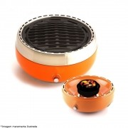 Churrasqueira Portátil a Carvão - Get Grill