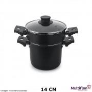 Cozi Vapor / Cuscuzeira Antiaderente 14 cm - Multiflon