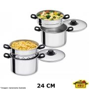 Cozi Vapor / Espagueteira Alumínio - ABC