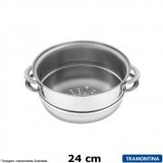 Cozi Vapor Inox 24 cm Solar - Tramontina