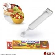 Descascador e boleador de Legumes e Frutas - Keita