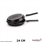 Omeleteira Antiaderente Gourmet 24 cm - Multiflon