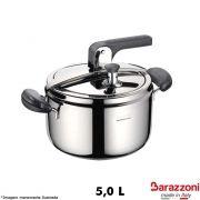Panela de Pressão Inox 5,0 L - Barazzoni