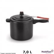 Panela de Pressão Teflon 7,0 L - Multiflon