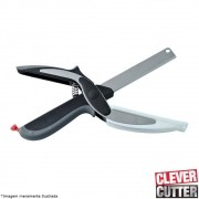 Tesoura 2 em 1 Clever Cutter