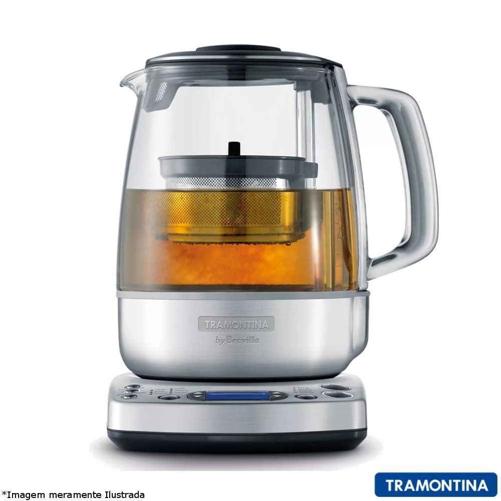 Bule Elétrico Gourmet Tea - Tramontina by Breville