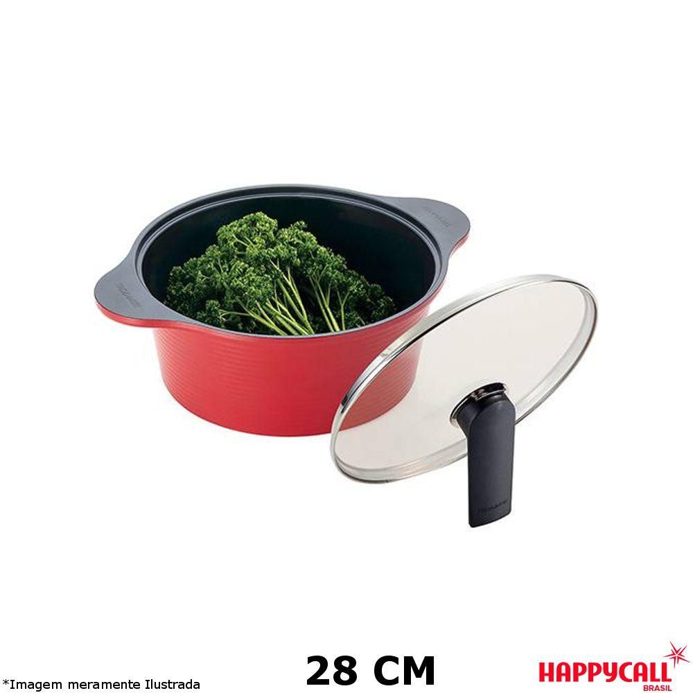 Caçarola Cerâmica Alumite 28 cm - HappyCall